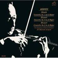 Jascha Heifetz, Violin Concerto No. 1 In G Min (CD)
