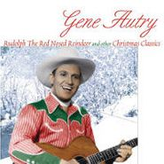 Gene Autry, Rudolph The Red Nosed Reindeer (CD)