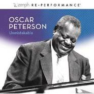 Oscar Peterson, Oscar Peterson: Unmistakable-Z (CD)