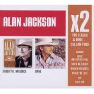 Alan Jackson, Under The Influence/Drive (CD)