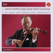 Jascha Heifetz, Jascha Heifetz Plays Great Vio (CD)
