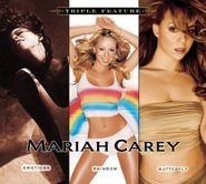 Mariah Carey, Triple Feature: Emotions / Rainbow / Butterfly (CD)