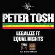 """Peter Tosh, Legalize It / Equal Rights [Record Store Day] (7"""")"""