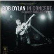Bob Dylan, Bob Dylan In Concert: Brandeis University 1963 (LP)
