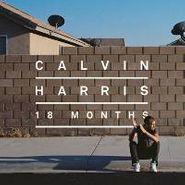 Calvin Harris, 18 Months (LP)