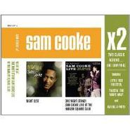 Sam Cooke, Night Beat / One Night Stand! Sam Cooke Live at the Harlem Square Club (CD)