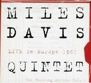 The Miles Davis Quintet, Live In Europe 1967: The Bootleg Series, Vol. 1 [Box Set] (CD/DVD)