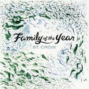Family Of The Year, St. Croix EP (CD)