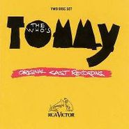Original Broadway Cast, The Who's Tommy [Original Broadway Cast] (CD)