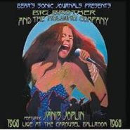 Big Brother & The Holding Company, Live At The Carousel Ballroom 1968 (LP)