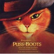 Henry Jackman, Puss In Boots [OST] (CD)