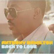 Anthony Hamilton, Back To Love (CD)