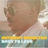 Anthony Hamilton, Back To Love [Deluxe Edition] (CD)