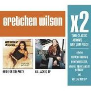 Gretchen Wilson, X2: Here for the Party / All Jacked Up (CD)