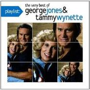 George Jones, Playlist: The Very Best Of George Jones & Tammy Wynette (CD)