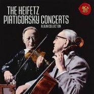 Jascha Heifetz, The Heifetz Piatigorsky Concerts (CD)