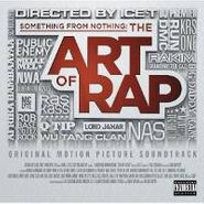 Various Artists, Something From Nothing: The Art of Rap (CD)