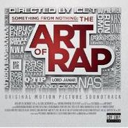 Various Artists, Something From Nothing: The Art of Rap (LP)