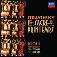 Stravinsky , 100th Anniversary Of Le Sacre (CD)