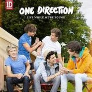 One Direction, Live While We're Young (CD)