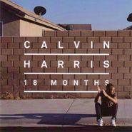 Calvin Harris, 18 Months [Bonus Tracks] [Bonus Cd] [Limited Edition] (CD)