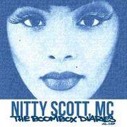 Nitty Scott, MC, The Boombox Diaries Vol. 1 (CD)