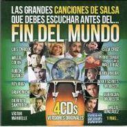 Various Artists, Las Grandes Canciones De Salsa Que Debes Escuchar Antes Del...Fin Del Mundo