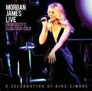 Morgan James, Morgan James Live (CD)