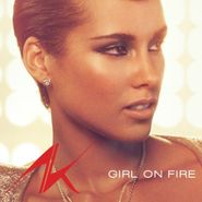 Alicia Keys, Girl On Fire (CD)
