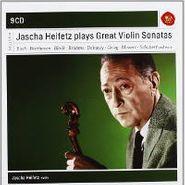 Jascha Heifetz, Jascha Heifetz Plays Sonatas F (CD)