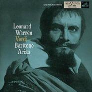 Leonard Warren, Verdi Baritone Arias (CD)