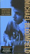 Mike Bloomfield, From His Head To His Heart To His Hands [Box Set] (CD)