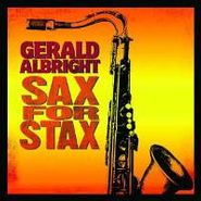 Gerald Albright, Sax For Stax (CD)