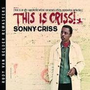 Sonny Criss, This Is Criss! (CD)