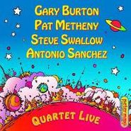 Gary Burton, Quartet Live! (CD)