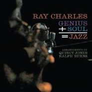 Ray Charles, Genius + Soul = Jazz (CD)