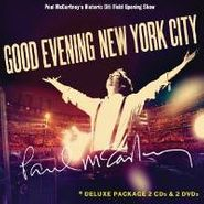 Paul McCartney, Good Evening New York City [2xCD 2xDVD] (CD)