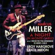 Marcus Miller, Night In Monte Carlo (CD)