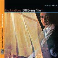 Bill Evans Trio, Explorations (CD)