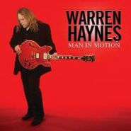 Warren Haynes, Man In Motion (CD)