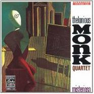 Thelonious Monk Quartet, Misterioso (CD)