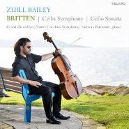 Zuill Bailey, Britten: Cello Symph (CD)