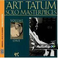 Art Tatum, The Art Tatum Solo Masterpieces, Vol. 1 (CD)