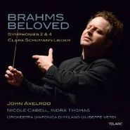 John Axelrod, Brahms Beloved (CD)
