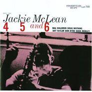 Jackie McLean, 4, 5 And 6 [180 Gram Vinyl] (LP)