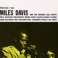 Miles Davis, Miles Davis & The Modern Jazz Giants (LP)