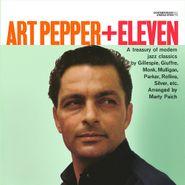 Art Pepper, Art Pepper + Eleven – Modern Jazz Classics (LP)