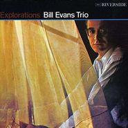 Bill Evans Trio, Explorations [2015 Issue] (LP)