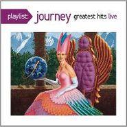 Journey, Playlist: Greatest Hits Live (CD)
