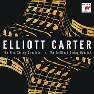 Juilliard String Quartet, Elliott Carter: The Five String Quartets (CD)